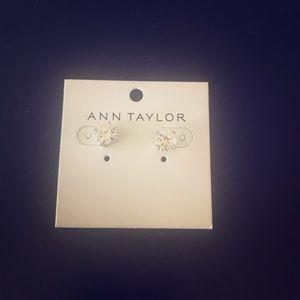 Sparkly Ann Taylor earrings